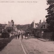 Château-Renard (45) Chaussée du Berry CPA