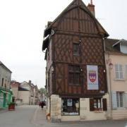 Château-Renard (45) Maison de Jeanne d'Arc