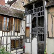 Château-Renard (45) Maison des notaires