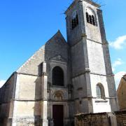 Châtel-Censoir (89) L'église Saint-Potentien