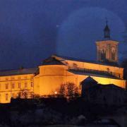 Châtenois, le prieuré où est inhumée Hadwide de Namur