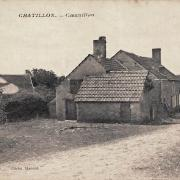 Châtillon-en-Bazois (Nièvre) Coeunillon