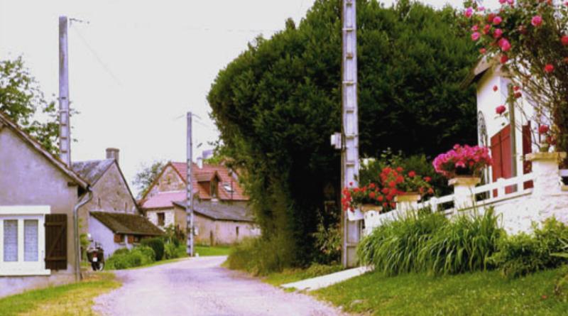 Châtillon-en-Bazois (Nièvre) Cornille