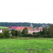 Chauvency-Saint-Hubert (Meuse) Vue générale