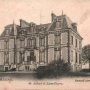 Chézy-sur-Marne (Aisne) CPA Abbaye Saint Pierre