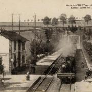 Chézy-sur-Marne (Aisne) Gare