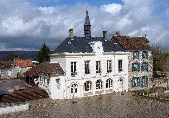 Chézy-sur-Marne (Aisne) Mairie