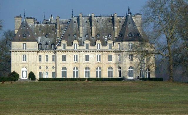 Choisy au bac 60 francport le chateau des bonhommes