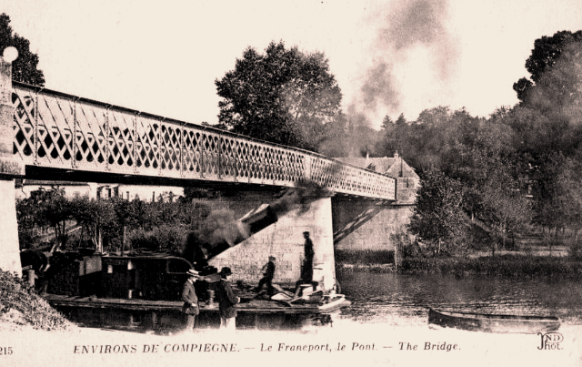 Choisy au bac 60 francport le pont