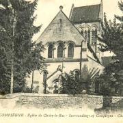 Choisy au bac 60 l eglise saint etienne cpa