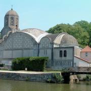 Clamecy (Nièvre) L'église Notre-Dame de Bethléem