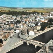 Clamecy (Nièvre) Vue générale CPA