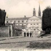 Clermont oise cpa l hospice civil