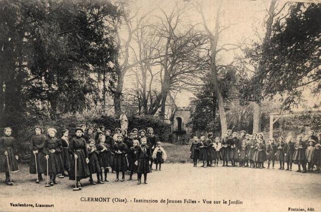 Clermont oise cpa l institution de jeunes filles