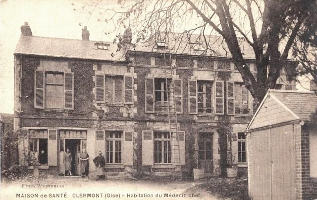 Clermont oise cpa la maison du medecin chef