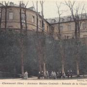 Clermont oise cpa la rotonde de la chapelle