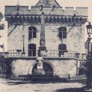 Clermont oise cpa le donjon