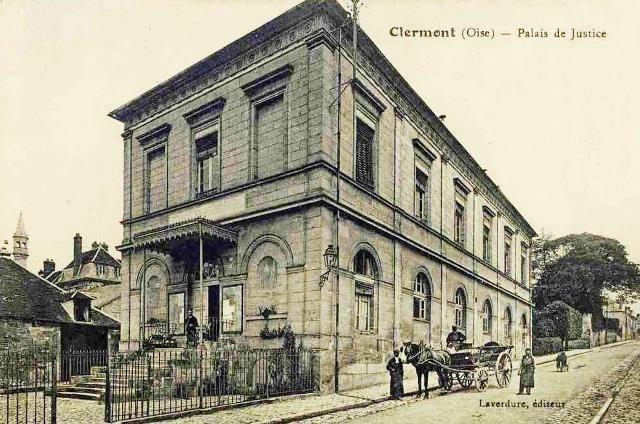 Clermont oise cpa le palais de justice