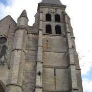 Clermont oise l eglise saint samson
