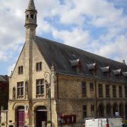 Clermont oise l hotel de ville