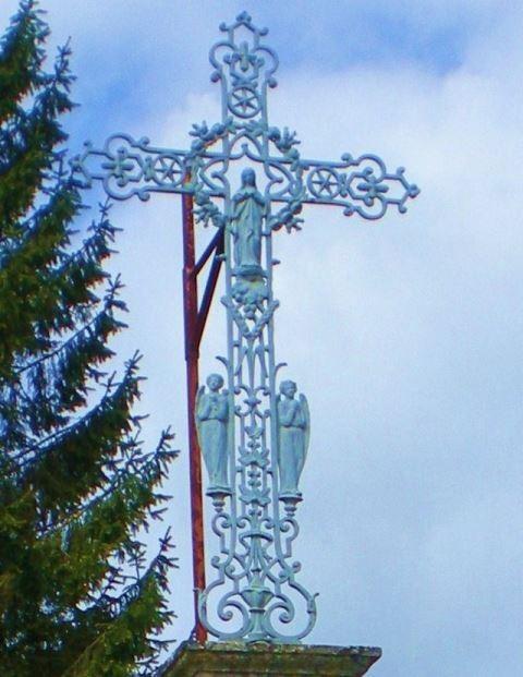 Clermont oise la croix rue du fay