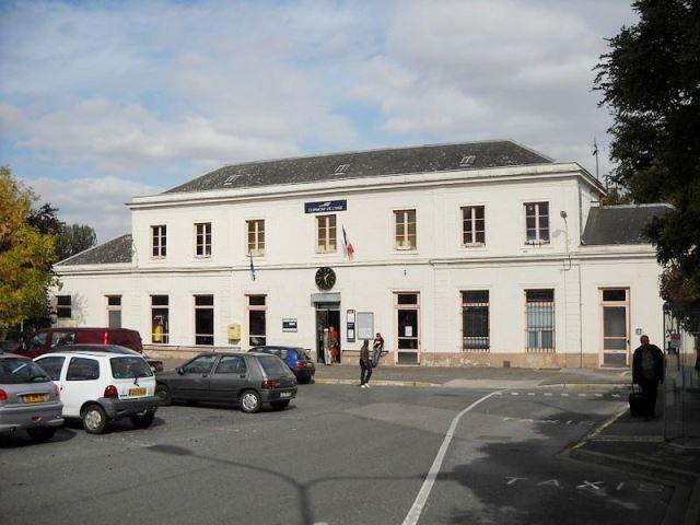 Clermont oise la gare