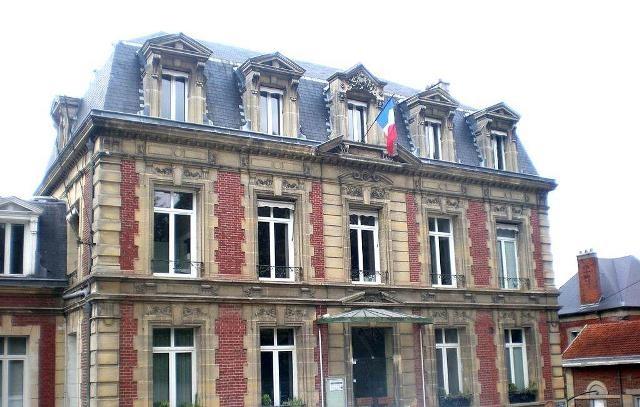 Clermont oise la mairie