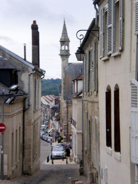 Clermont oise la vieille ville