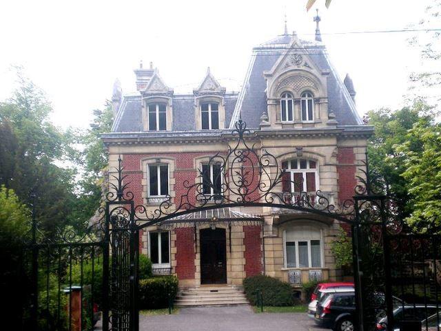 Clermont oise la villa boudier