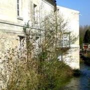 Clermont oise le moulin vieux du pont de pierre