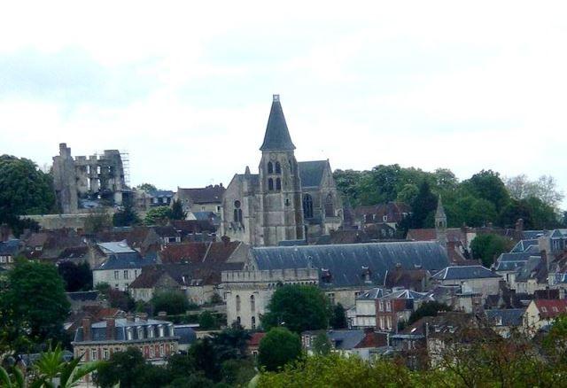 Clermont oise vue generale