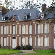 Cleuville seine maritime chateau