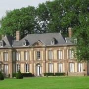 Cleuville seine maritime le chateau