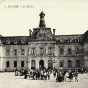 La mairie de Clichy