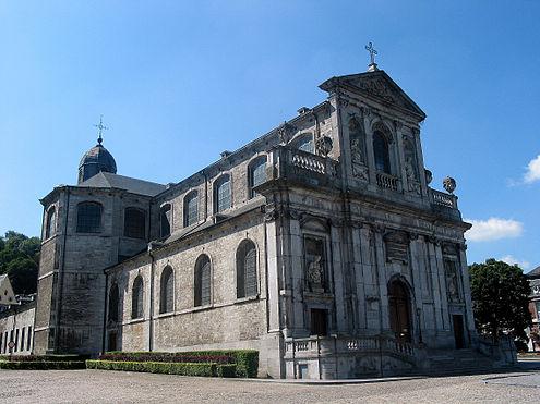 Collégiale Sainte Begge d'Andenne (Belgique)