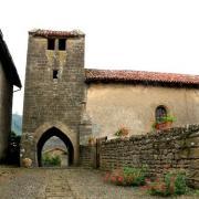 Colmey 54 flabeuville l eglise saint hubert