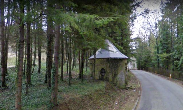 Colmey 54 la chapelle saint gilles