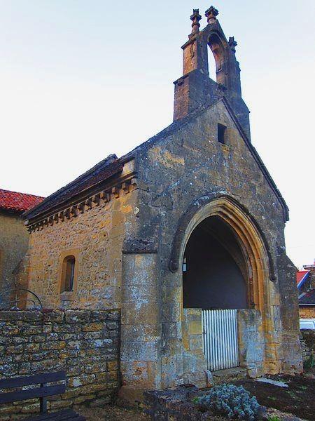 Colmey 54 la chapelle saint hubert