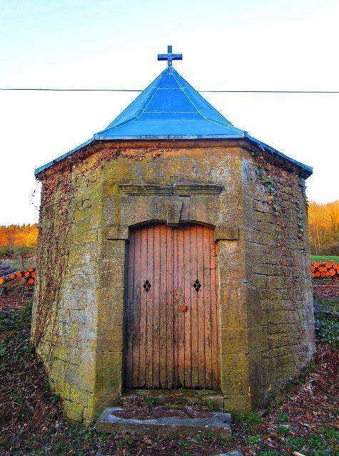 Colmey 54 la chapelle saint joseph