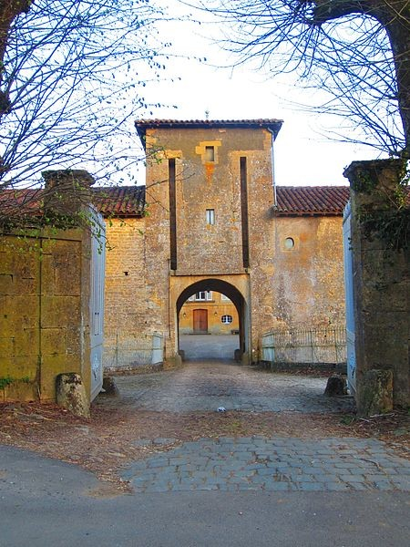 Colmey 54 le chateau de martigny
