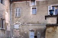 Condé-en-Brie (Aisne) ancien Couvent de Picpus