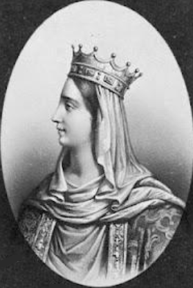 Constance d'Arles (984/1032), épouse du roi de France Robert II dit le Pieux