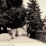 Corbigny (Nièvre) L'église Saint Seine CPA