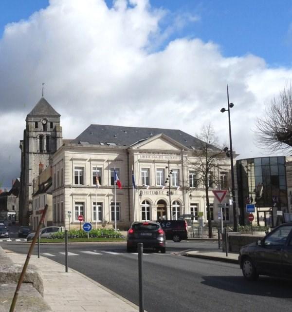 Cosne-Cours-sur-Loire (Nièvre) L'Hôtel de Ville