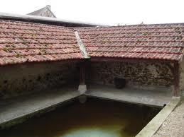 Courboin (Aisne) Le lavoir