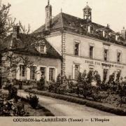 Courson-les-Carrières (89) L'hospice CPA