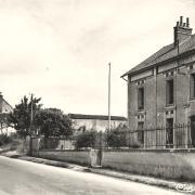 Courson-les-Carrières (89) La gendarmerie CPA