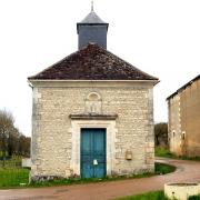 Courson-les-Carrières (89) Villepot, la chapelle
