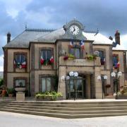 Courtenay (45) Hôtel de Ville