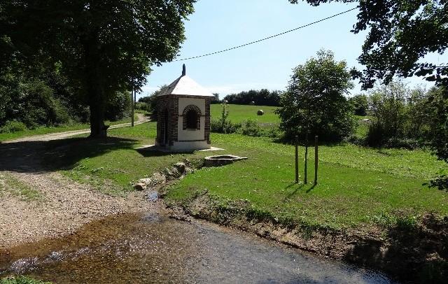 Courtenay (45) L'hôpitau, chapelle Saint-Jean